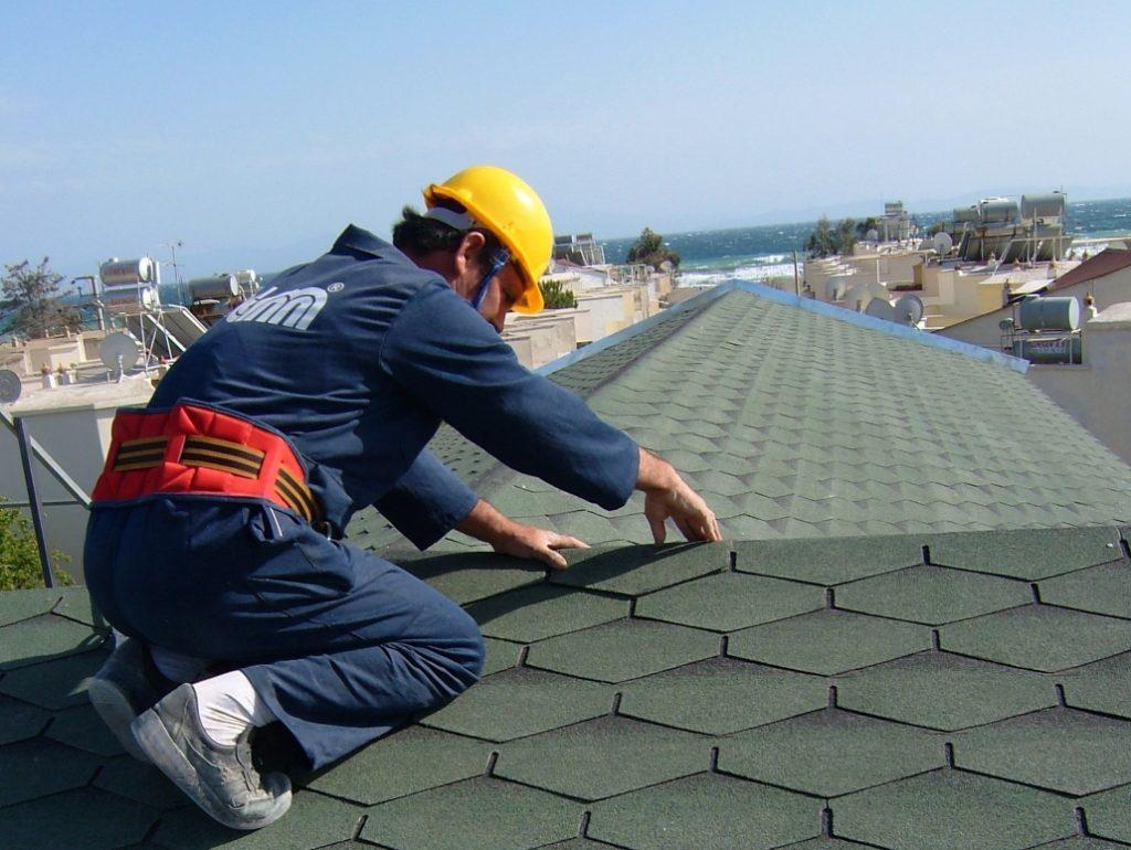 Çatı İzolasyonu 2