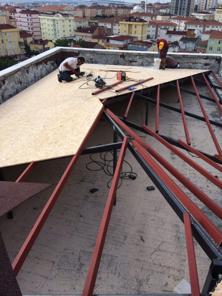 Çatı Tamir Firmaları 2