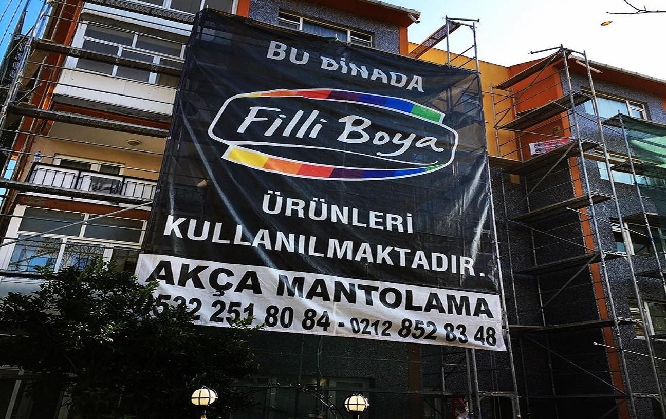 Filli Boya Mantolama Fiyatları